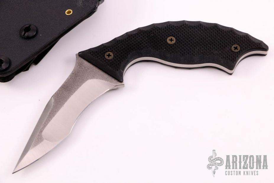 Joe Watson Tracker Dan Collab Arizona Custom Knives
